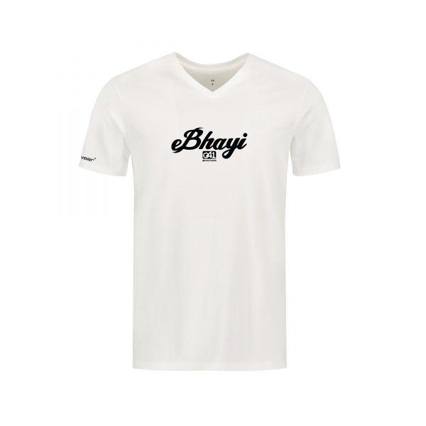 eBhayi white t-shirt