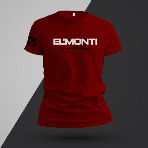 EL'MONTI t-shirt