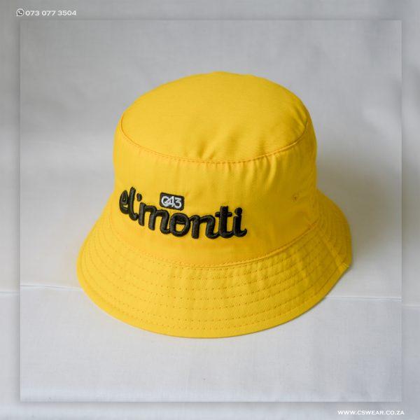 EL'MONTI bucket hat